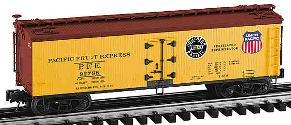 o scale freight car guide wood side and express reefers o gauge railroading on line forum. Black Bedroom Furniture Sets. Home Design Ideas